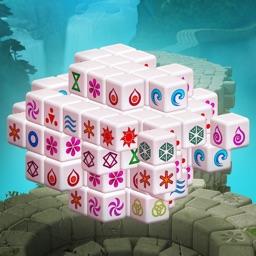 Taptiles - 3D Mahjong Games