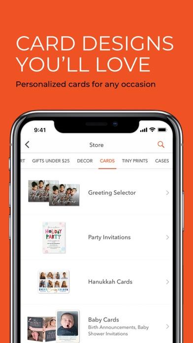 Shutterfly: Cards & Gifts screenshot three