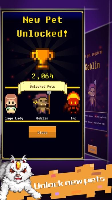 Hexagon Dungeon screenshot 5