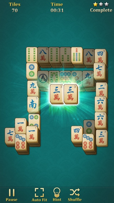 Mahjong Solitaire: Cl... screenshot1