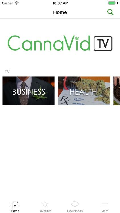 CannaVid TV