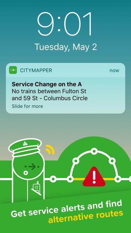 Citymapper Transit Navigation screenshot-4