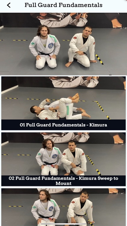 Mushin BJJ screenshot-4
