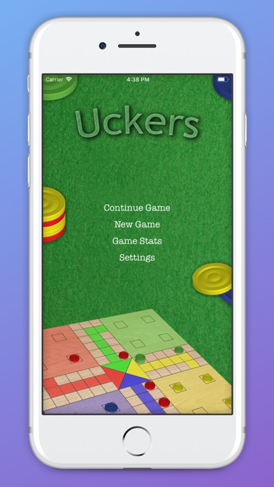 Screenshot for Uckers in United States App Store