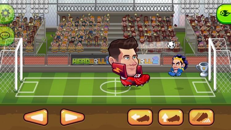 Head Ball 2 - Soccer Game screenshot-5