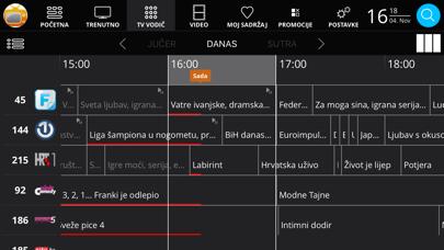 MojaTV - BH Telecom screenshot three