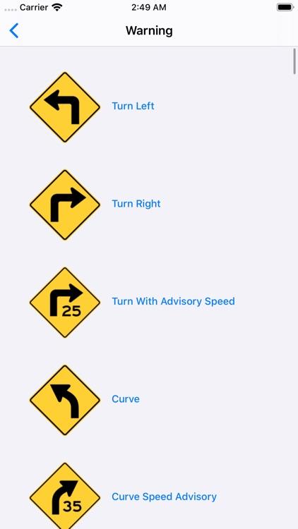 DMV Driving License Test 2020 screenshot-5