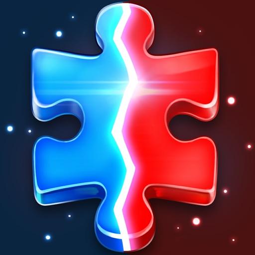 Jigsaw Puzzles Clash iOS App