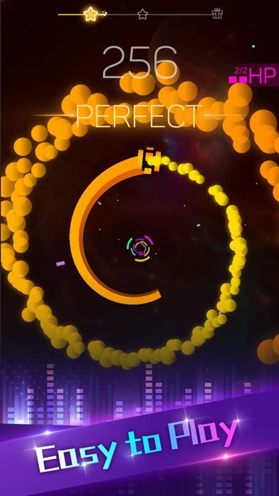 Smash Colors 3D: Rush Circles screenshot 4