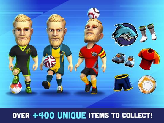 Mini Football - Soccer game iPad app afbeelding 5