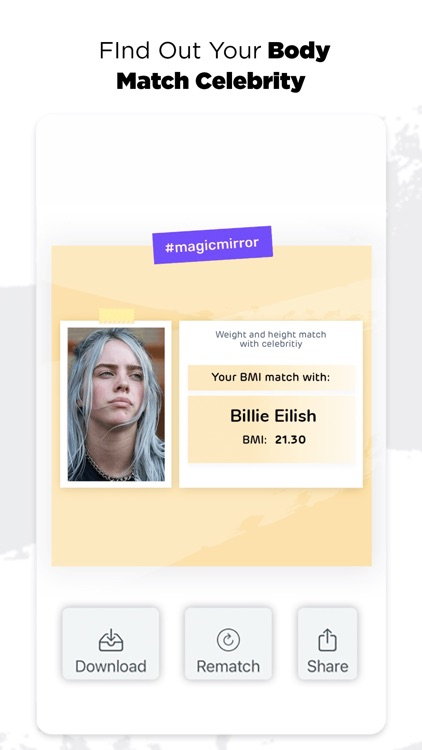 Famous: Celebrity Look Alike screenshot-3