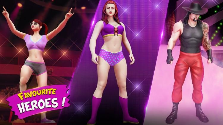 Wrestling Games Revolution 3D