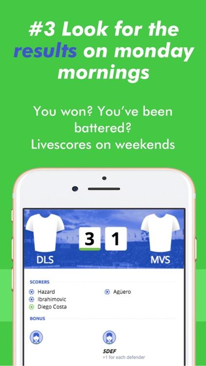 MPG Football screenshot-3