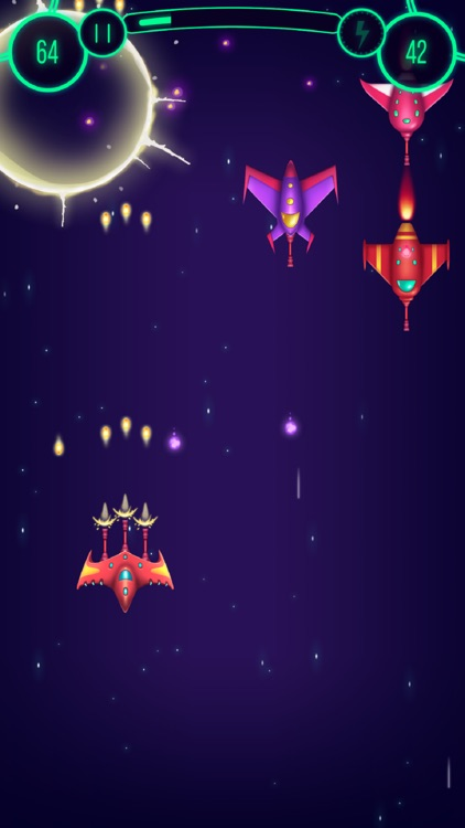 Cosmos Wars: Frontier invaders screenshot-3