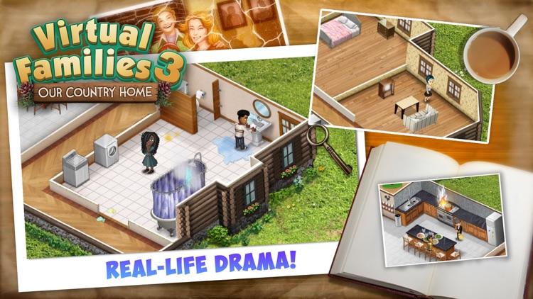 Virtual Families 3 screenshot-3