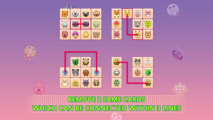 Fruit Link Connect 2 Fun Card