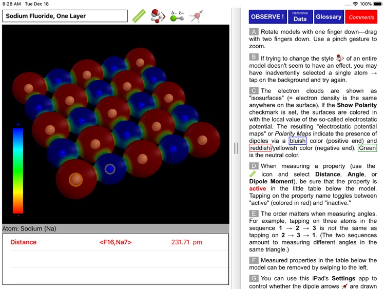 ODYSSEY Polar Bonds- Molecules screenshot-3