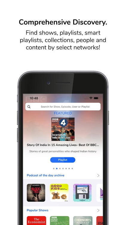 Storiyoh - Social Podcast App screenshot-6