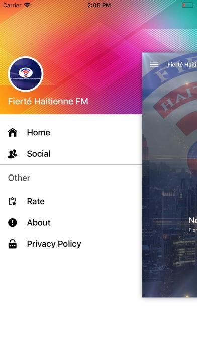 Fierte Haitienne FM screenshot #3