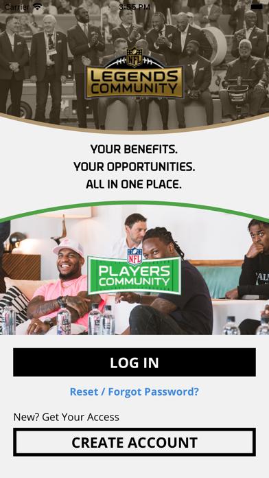 NFL Players Community screenshot 1