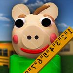 Balddy Piggy Monster School на пк