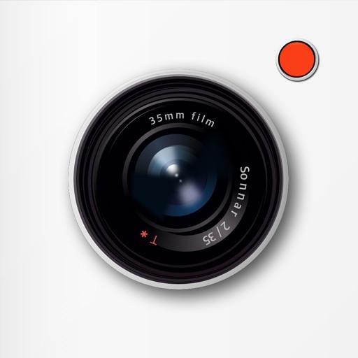 TocTak Camera -35mm Film Photo iOS App
