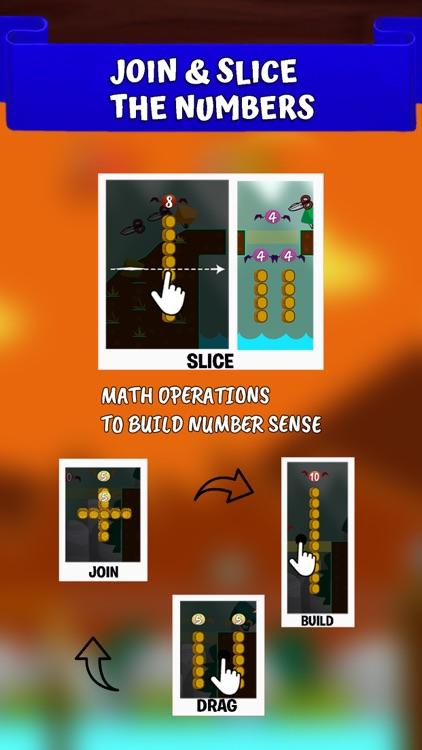 Math Bridges Fun Number Bonds screenshot-3