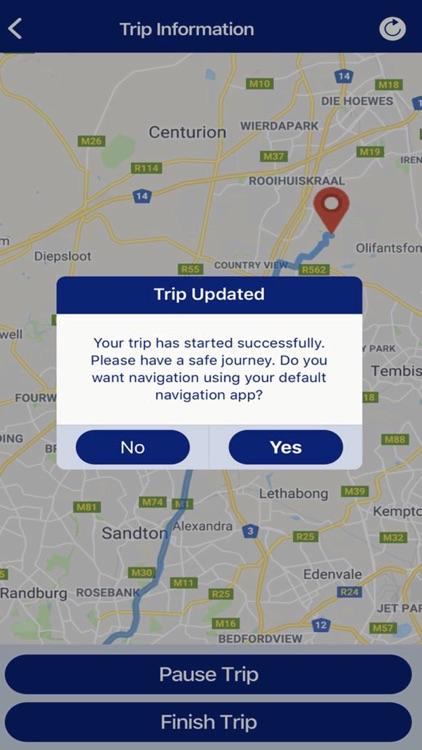 Anglo American Road Travel App screenshot-5