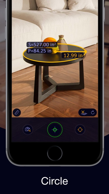 Ruler App + AR Tape Measure screenshot-4
