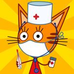 La Famille Chat : Jeux Docteur на пк