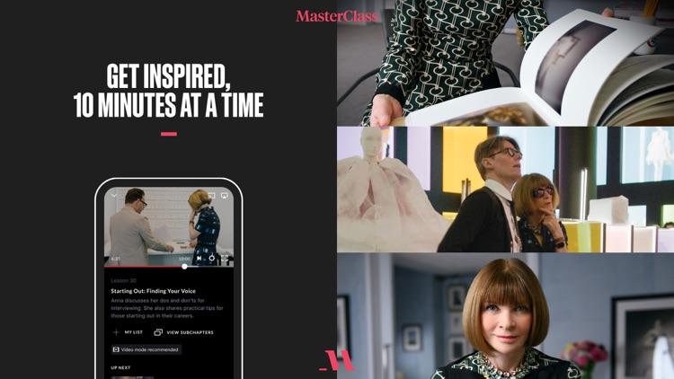 MasterClass: Learn New Skills screenshot-4