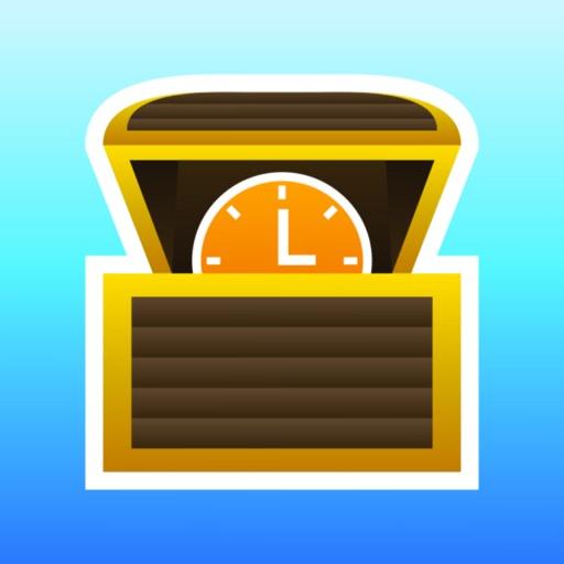 Outloud Treasure Timer icon