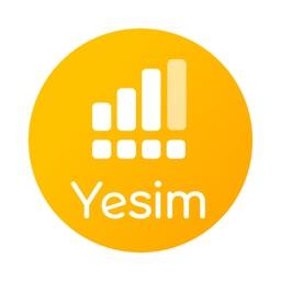 Yesim: eSIM Internet Data App