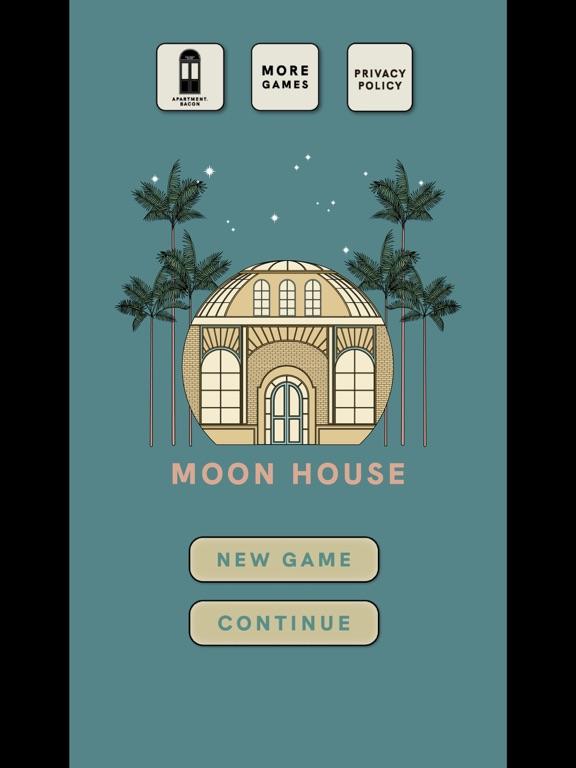 MOON HOUSE : ROOM ESCAPEのおすすめ画像1