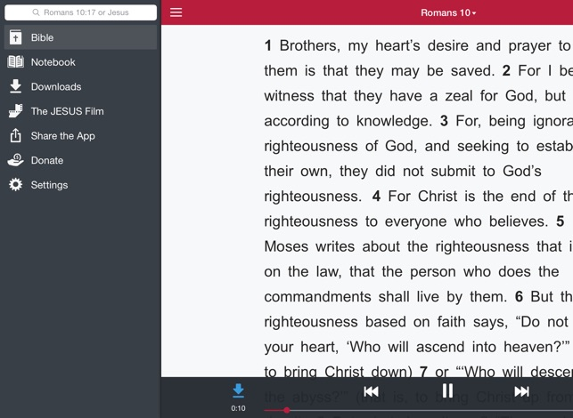 Bible is - Audio Bibles on the App Store
