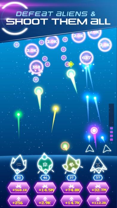 Non-Stop Space Defense screenshot 10