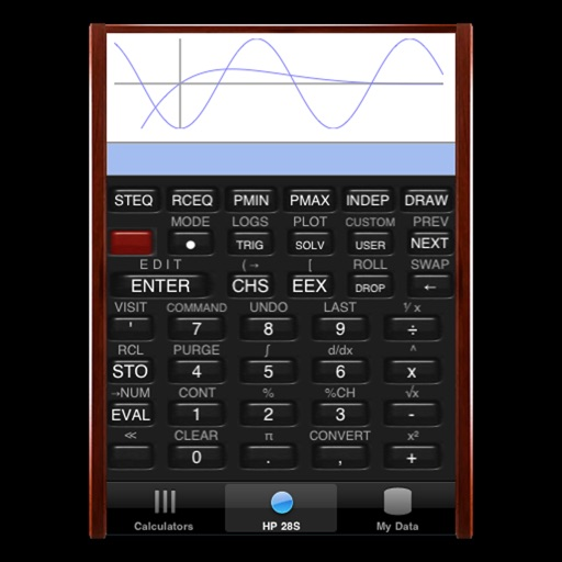 ND0 RPN Graphing Calculator