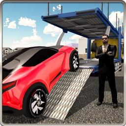 Car Transport Truck Driver