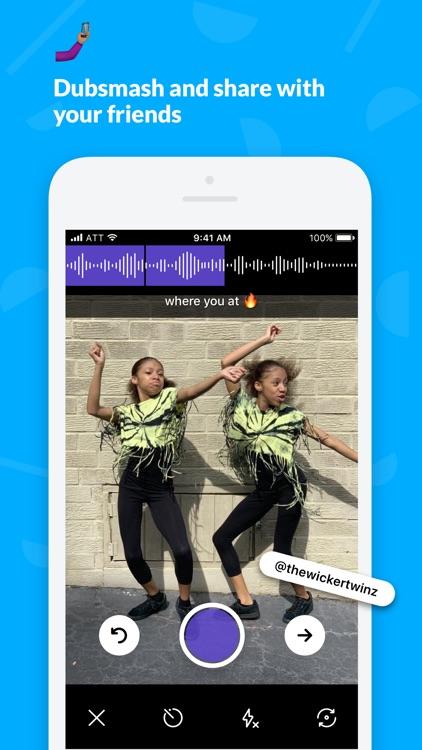 Dubsmash - Lip Sync & Dance screenshot-3