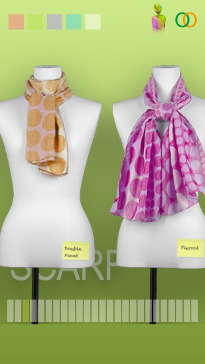 Scarf How to Wear screenshot-4