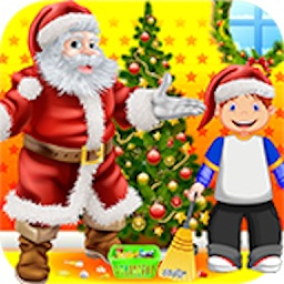 Santa Little Helper Christmas