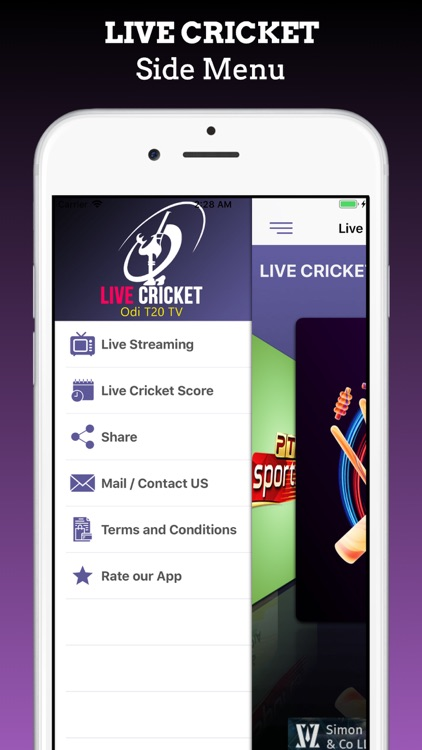 Live Cricket Odi T20 Tv screenshot-5