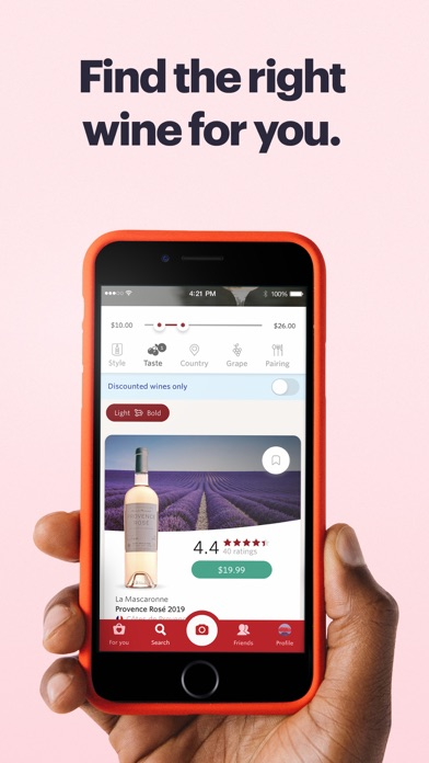 Download Vivino: Buy the Right Wine for Android