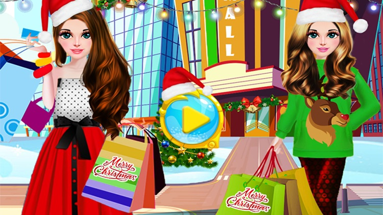 Christmas Girl Party Salon Day screenshot-4