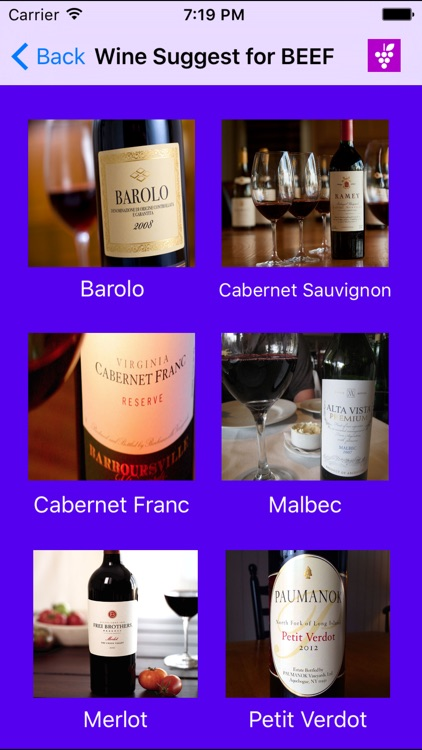 Wine Suggest screenshot-1