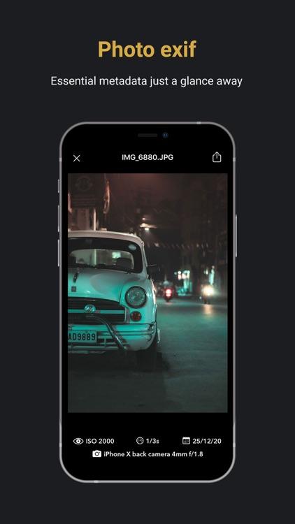BlackSight: Night mode camera screenshot-7