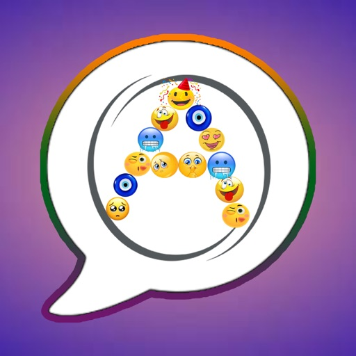 Color Text Message & Emoji Art