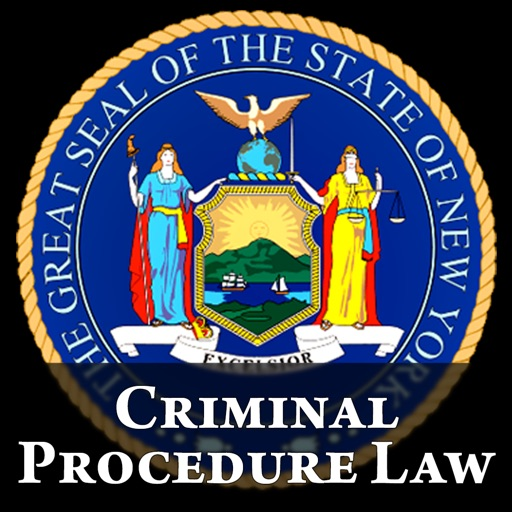 NY Criminal Procedure Law 2019