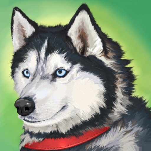 Симулятор Собаки - Семья Хаски