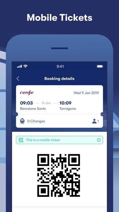 GoEuro: Train, Bus, Flight App for Windows